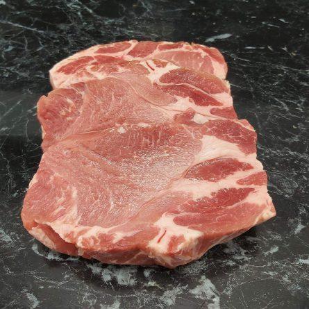 Pork Scotch Steaks