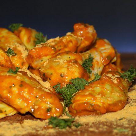 Garlic Butter Chicken Niblets