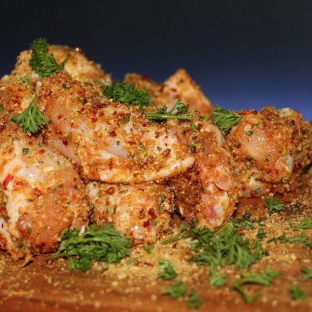 Southern Style Chicken Niblets